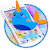 Cute Unicorn Whale file APK Free for PC, smart TV Download