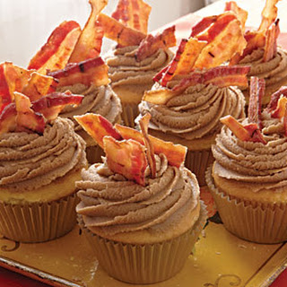 Maple Bacon Cupcakes Recipe
