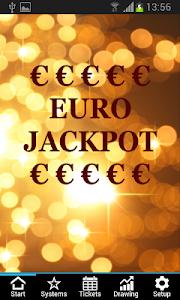 EuroJackpot Systems v1.1.0