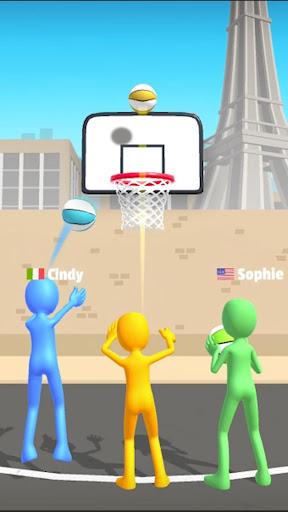 Five Hoops - Basketball Game 17 screenshots 1