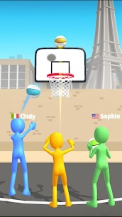 Five Hoops – Basketball Game 1