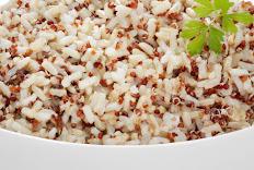 Quinoa&BrownRice