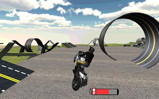 Police Traffic Rider 3d