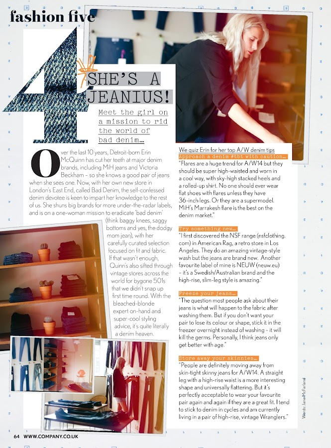 Company Magazine UK- screenshot