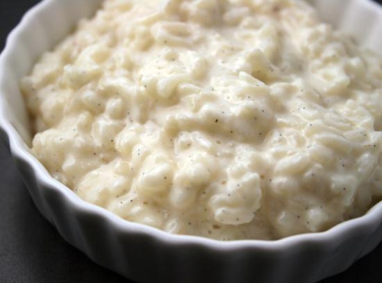 Creamy Stovetop Rice Pudding Recipe