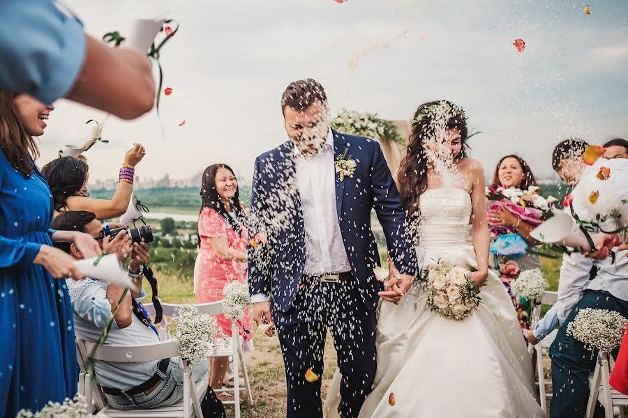 Wedding photographer Слава Семенов (ctapocta). Photo of 14.09.2015