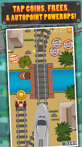 Loco Run - Jeu Vidu00e9o de Train  captures d'u00e9cran 2