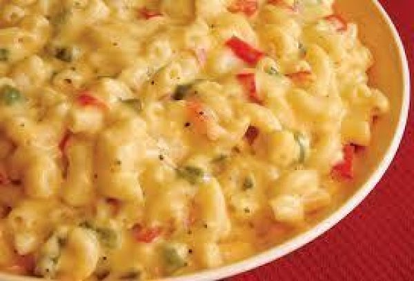 Mexican Macaroni And Cheese (weight Watchers) Recipe