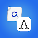 Pen to Print - Scan handwriting to text icon