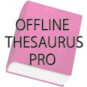 Offline Thesaurus Dictionary Pro icon