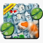 Lucky Koi Fish Keyboard Theme Icon