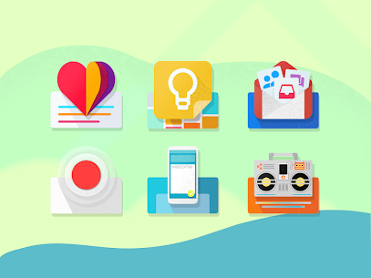 Deep Icon Pack Deep Icon Pack Apk (MOD + APK) Download 1
