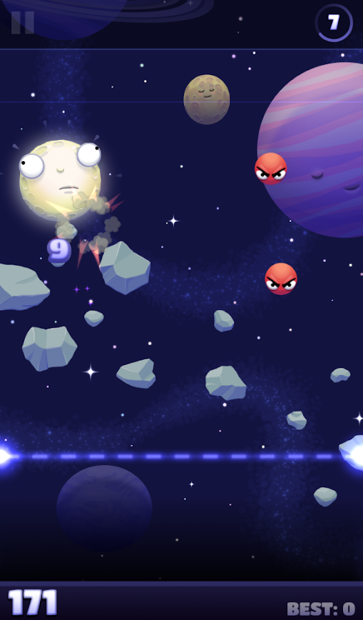 Shoot The Moon- screenshot