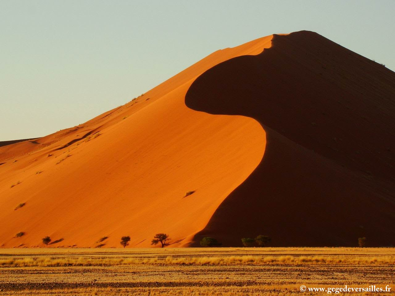 Photo: #117-La dune 45 à Sossusvlei