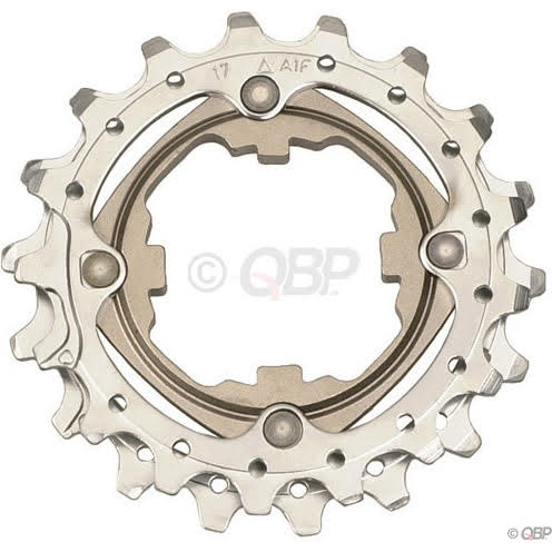 Campagnolo Ultra-Drive 10-Speed 17A,18C Cogs