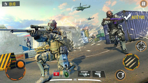Call Of IGI Commando: Real Mobile Duty Game 2020 3.0.0f2 screenshots 4