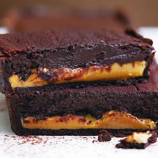 Chocolate Caramel Tart.