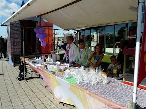 Photo: De Vredeskerk was aanwezig op de wijkmanifestatie in De Schooten