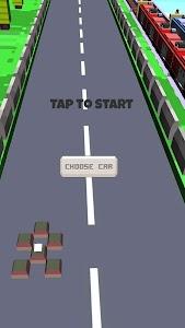 Retro Racing 3D screenshot 5