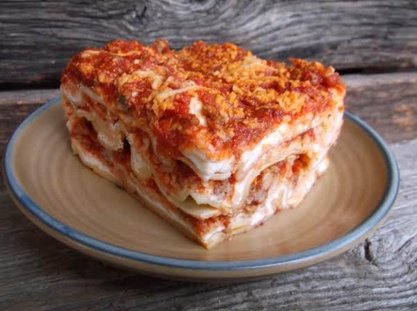 Shortcut Lasagna Recipe