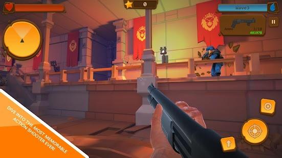 Dungeon Commandos Screenshot