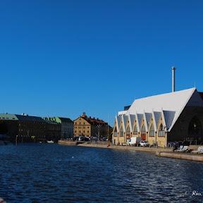 【世界の市場】魚教会と呼ばれているスウェーデンの市場(Feskekörka) で地元のグルメを堪能しよう!