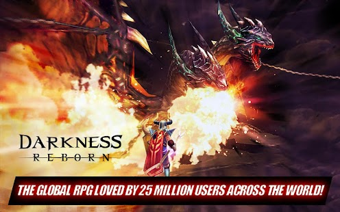 Darkness Reborn Apk Data