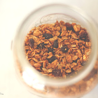 Granola Oil Recipes