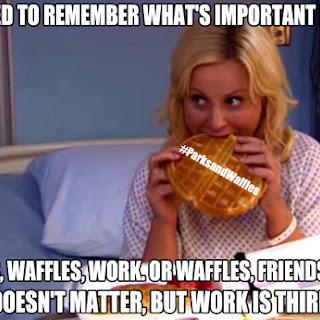 Pumpkin Pie Waffles (vegan & Gf)