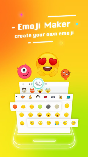 Typany Keyboard u2013 Themes&GIF, Emoji Maker, Doodle 3.6.0 screenshots 3