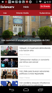 HispanTV- screenshot thumbnail
