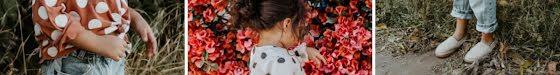 Fresh Fashion for Kids - Etsy Shop Mini Banner Template