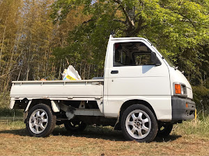 ハイゼットトラック SUPER DELUXE 型式 M-S83Pのカスタム事例画像 Wild7sevenさんの2020年04月17日07:22の投稿