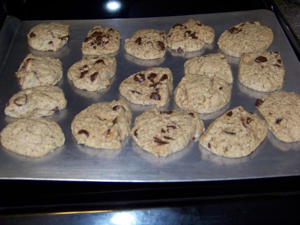 Oatmeal/dark Chocolate/flax Meal Cookie Recipe