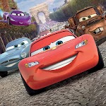 Cars 3 Wallpapers Slide Unlock Screen
