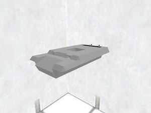 重戦車用の車体