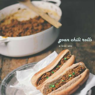 Goan Chili Rolls