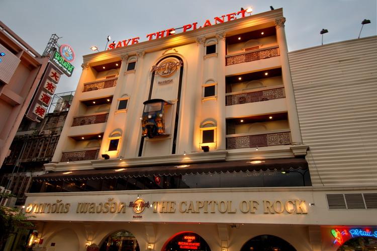 Photo: Hard Rock Cafe Bangkok