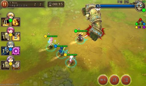 Elga ( Elemental Guardians ) 1.4.8.k screenshots 2