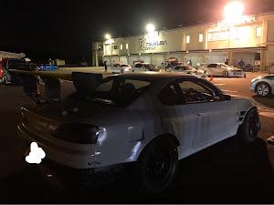 シルビア S15 のカスタム事例画像 GoldCatさんの2019年12月29日07:55の投稿