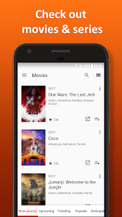 Moviebase: Guide for Movies & TV Shows Screenshot