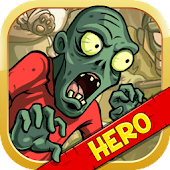 Zombie Army Defense HERO