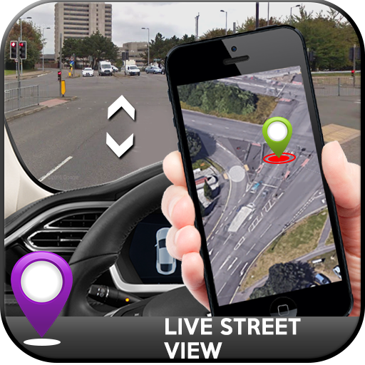 Live Earth Street View Map & Route Navigation