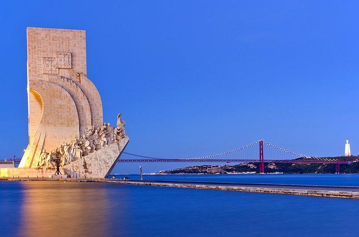 Quem é Quem no Padrão dos Descobrimentos de Lisboa