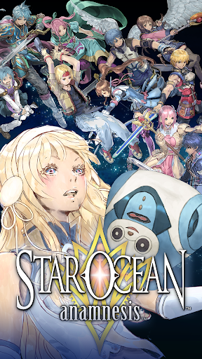 STAR OCEAN: ANAMNESIS 1.0.1 gameplay | by HackJr.Pw 19