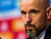 Erik Ten Hag blijft dit seizoen zeker bij Ajax