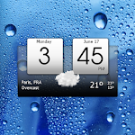 Digital clock & world weather 5.21.03 (Premium)