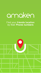 Amaken - Phone locator on map: miniatura de captura de pantalla