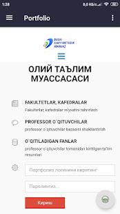 Download Termiz davlat universitetining mobil ilovasi For PC Windows and Mac apk screenshot 4