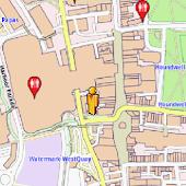 Southampton Amenities Map free